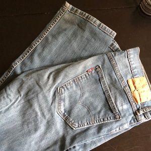 Levi's 505 Medium Wash Jeans